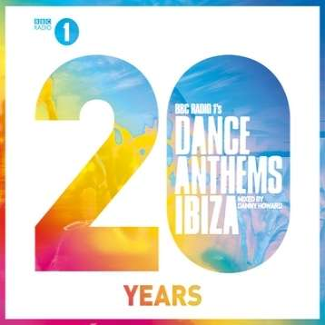 BBC RADIO 1 DANCE ANTHEMS IBIZA 20 YEARS (3CD)