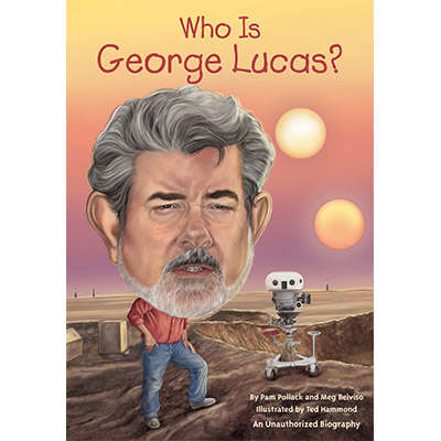 Who is George Lucas? 9780448479477