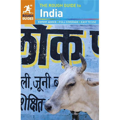 The Rough Guide to India 9781409366706