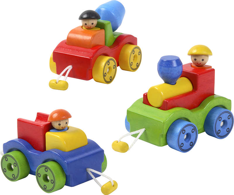 Vehicles (Set of 3)
