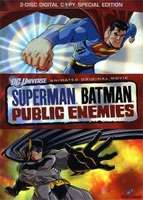 SUPERMAN/BATMAN: PUBLIC ENEMIES (2DVD)
