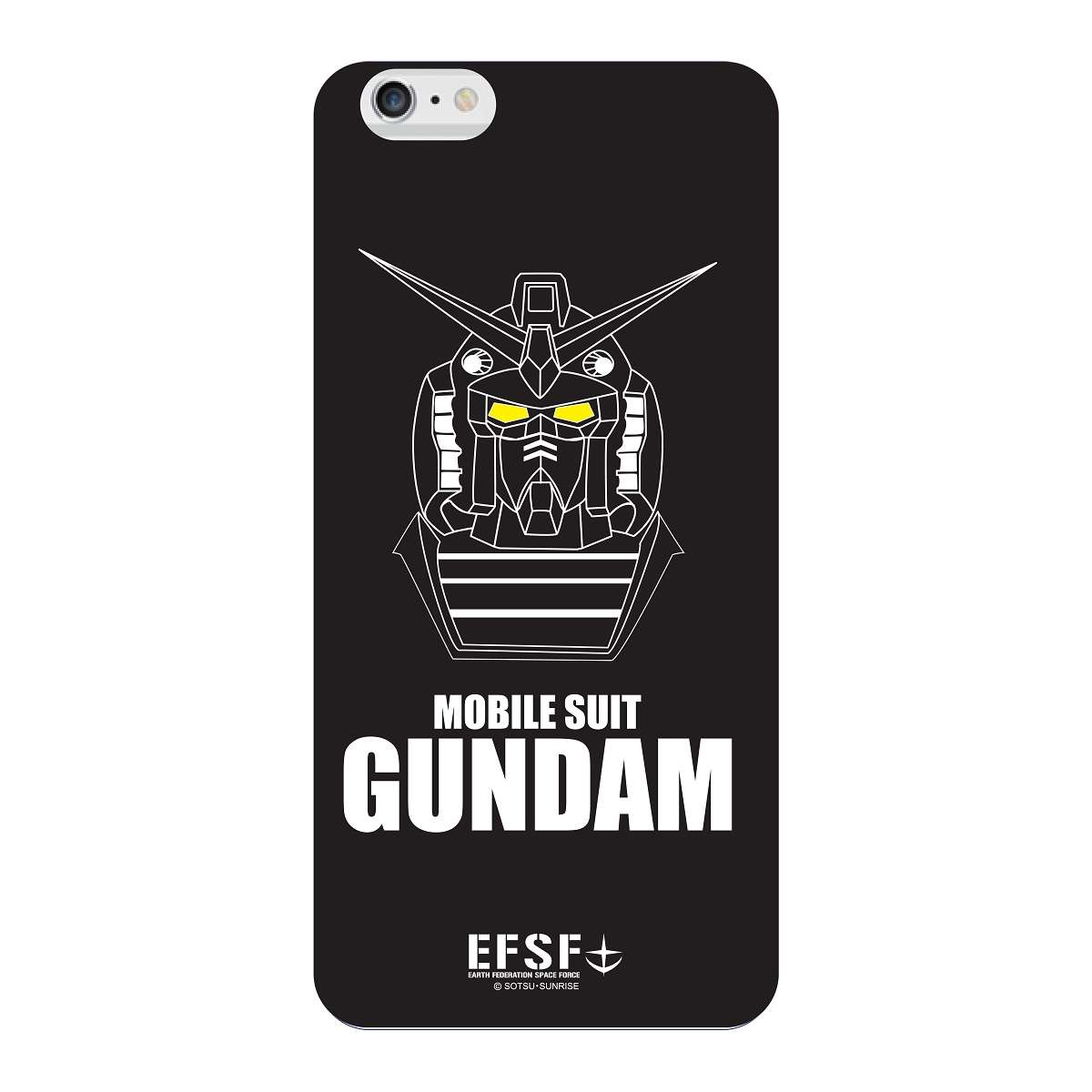 iPhone 6+ (5.5'') 手機殼: Mobile Suit Big Head