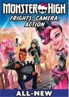 MONSTER HIGH: FRIGHTS CAMERA ACTION