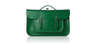 15 inch 3WAY Satchel Briefcase-Sherwood Green
