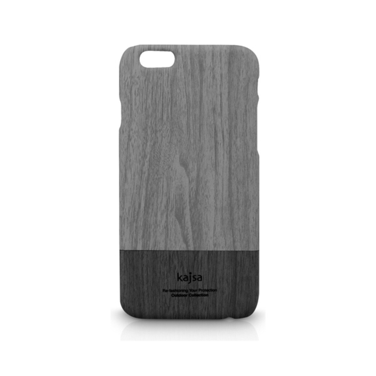 iPhone 6 (4.7'') 電話殼: Outdoor collection  back case - Black