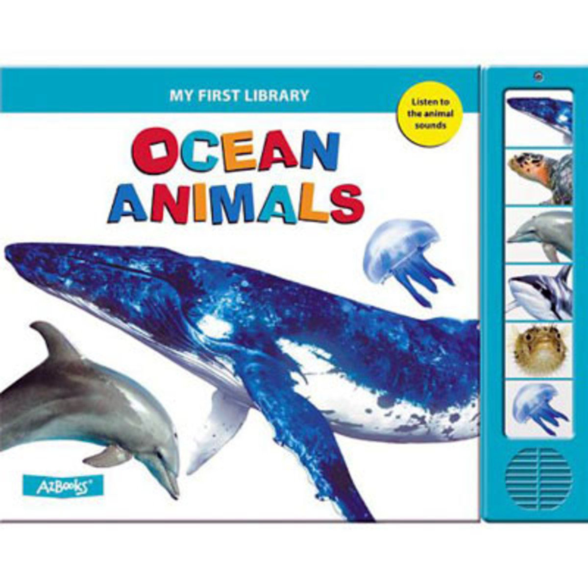 Ocean Animals (My First Library) 9781618891198