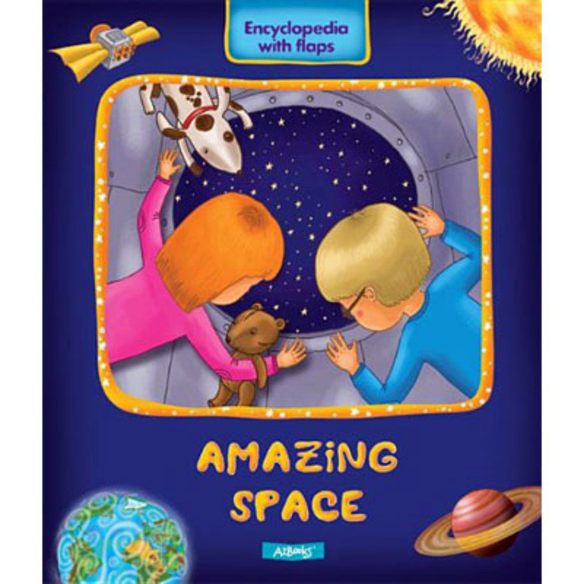Amazing Space (Encyclopedia With Flaps) 9781618891501