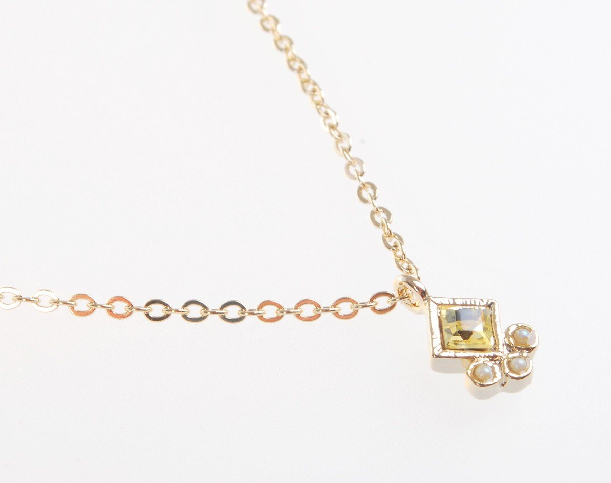 Necklace - Crystal