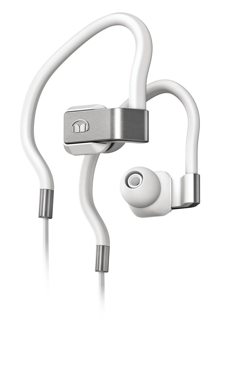 Inspiration In-Ear Headphones - White